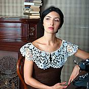 Одежда ручной работы. Ярмарка Мастеров - ручная работа Авторская ручная работа  Валяное платье Bertha. Handmade.