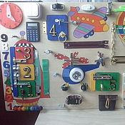 Куклы и игрушки handmade. Livemaster - original item Biziboard Balloonists. Handmade.