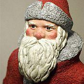 Подарки к праздникам ручной работы. Ярмарка Мастеров - ручная работа Дед Мороз. Handmade.