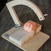 Материалы для творчества handmade. Livemaster - original item Single-string Soap Cutter from Scratch baby. Handmade.