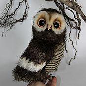 Куклы и игрушки ручной работы. Ярмарка Мастеров - ручная работа Сова Magic. Handmade.
