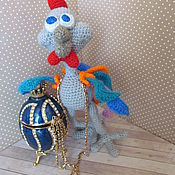 Подарки к праздникам ручной работы. Ярмарка Мастеров - ручная работа Петя-петушок. Handmade.