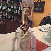 Подарки к праздникам ручной работы. Ярмарка Мастеров - ручная работа Адмирал на бутылку. Handmade.
