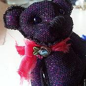 Украшения ручной работы. Ярмарка Мастеров - ручная работа Медве брошь Мишка. Handmade.