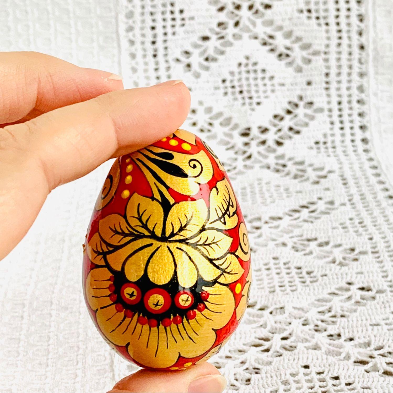 Хохлома яйцо картинки