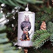 Сувениры и подарки handmade. Livemaster - original item Christmas Tree Toy for Christmas Tree Firecracker decoration Christmas Tree Harry Potter 2022. Handmade.