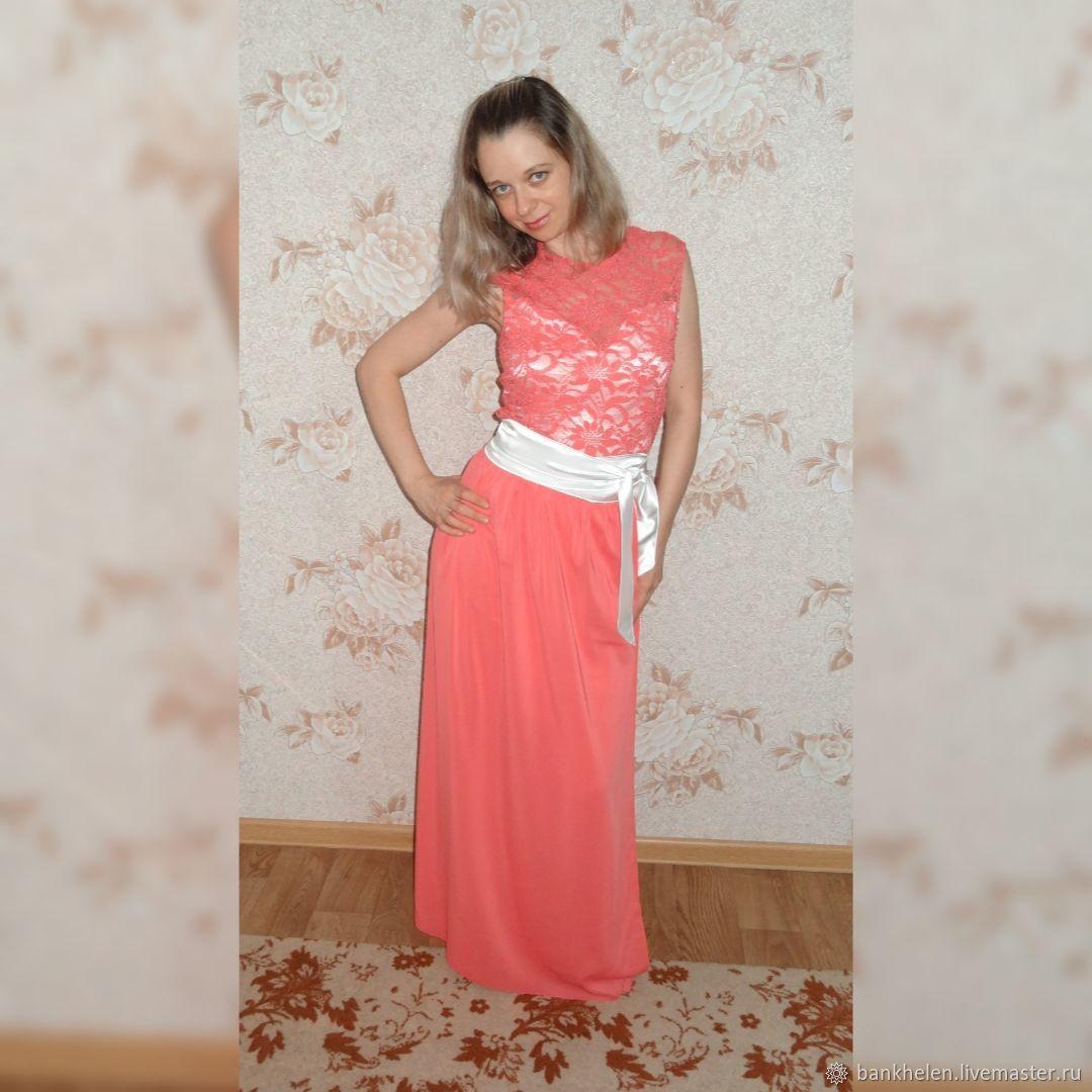 """Вечернее платье """"Коралловый риф"""", Платья, Сочи, Фото №1"""