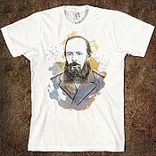 Одежда handmade. Livemaster - original item T-shirt cotton