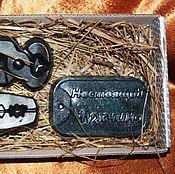 """Косметика ручной работы. Ярмарка Мастеров - ручная работа ХИТ Продаж! Набор мыла для мужчин  """"Инструменты-2 """". Handmade."""