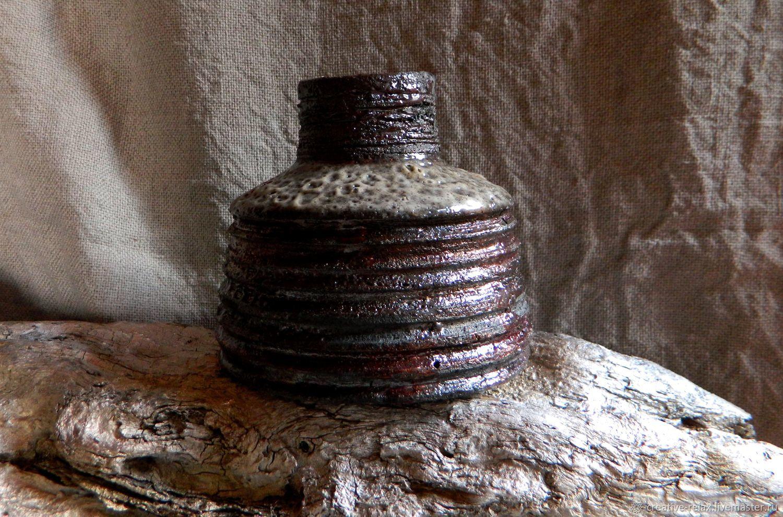 Раку-ваза Пенная