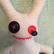 """Куклы и игрушки ручной работы. Ярмарка Мастеров - ручная работа Игруха """"Зая"""". Handmade."""
