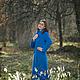 Верхняя одежда ручной работы. Пальто женское. Ангелина Груздева РУКОДЕЛЬНИЦА. Ярмарка Мастеров. Пальто, кашемир, пальтовая ткань