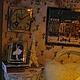 Кукольный дом ручной работы. Вечер в Париже. Любовь Скупова (lskupova). Интернет-магазин Ярмарка Мастеров. Кукольный домик, музыка
