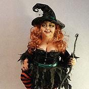 Куклы и игрушки ручной работы. Ярмарка Мастеров - ручная работа Хеллоуин. Handmade.