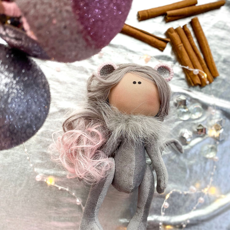 Кукла Тильда интерьерная Мышка, Куклы Тильда, Балашиха,  Фото №1