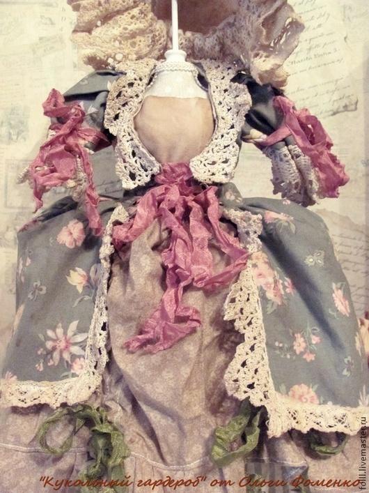 Одежда для кукол ручной работы. Ярмарка Мастеров - ручная работа. Купить Наряд на куклу БЖД  №34. Handmade. Одежда для кукол