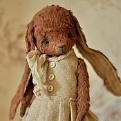 Куклы и игрушки ручной работы. Ярмарка Мастеров - ручная работа Зайка.... Handmade.