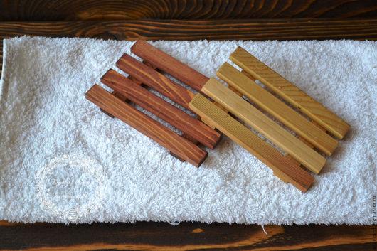 Ванная комната ручной работы. Ярмарка Мастеров - ручная работа. Купить Мыльница из дерева. Handmade. Мыльница, мыльница дерево мыло