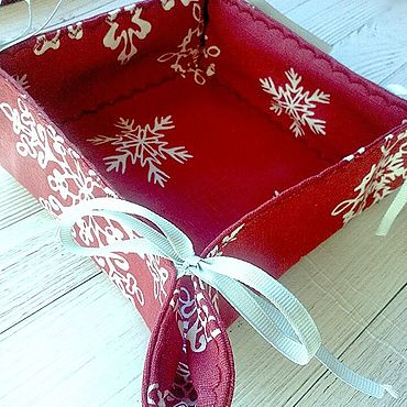 Сувениры и подарки ручной работы. Ярмарка Мастеров - ручная работа Конфетница-сухарница. Handmade.