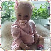 Куклы и игрушки ручной работы. Ярмарка Мастеров - ручная работа Кукла реборн из молда Jesse (Джесс), by Kelly Rubert. Handmade.