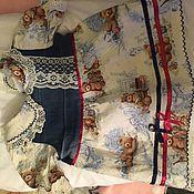 Куклы и игрушки ручной работы. Ярмарка Мастеров - ручная работа Платье для куклы 50 - 55 см. Handmade.