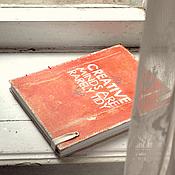 "Канцелярские товары ручной работы. Ярмарка Мастеров - ручная работа Блокнот ""Red"". Handmade."
