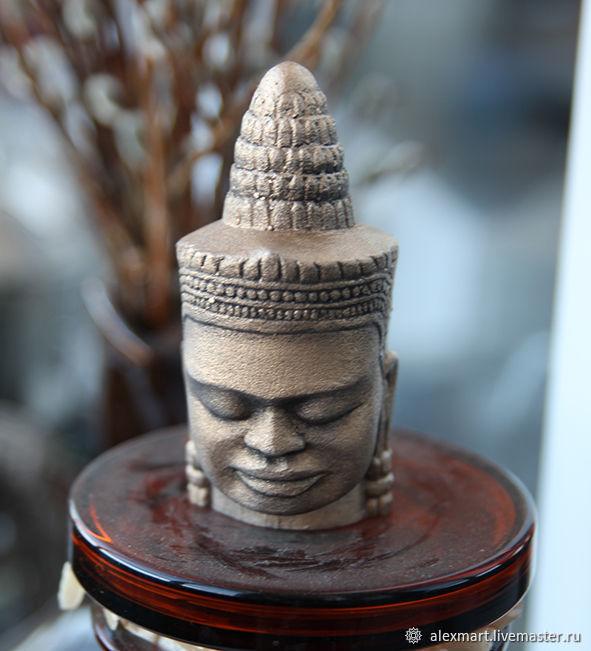 Figurine Feng Shui: Buddha of gold, Feng Shui Figurine, Irkutsk,  Фото №1