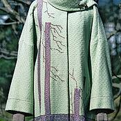 Одежда handmade. Livemaster - original item Blanket coat