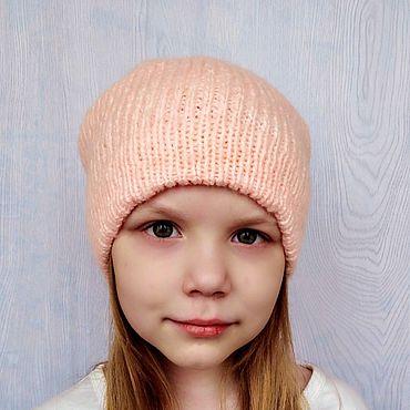 """Работы для детей, ручной работы. Ярмарка Мастеров - ручная работа Детская шапка """"Бини"""". Handmade."""