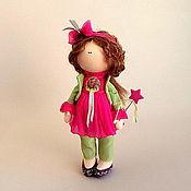 Куклы и игрушки handmade. Livemaster - original item Nika. Handmade.