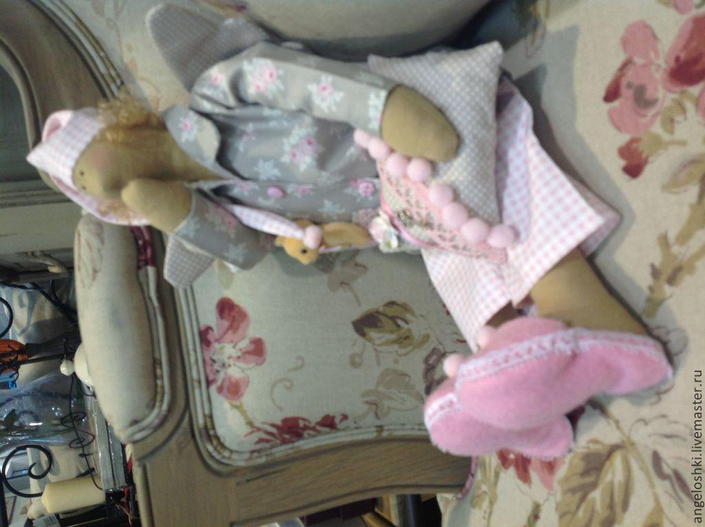 Angel of good dreams. Spmusic, Tilda Dolls, Moscow,  Фото №1