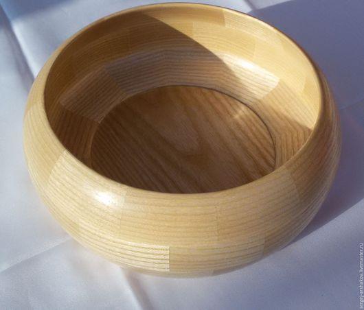 """Кухня ручной работы. Ярмарка Мастеров - ручная работа. Купить Чаша """"Лесной орех"""". Handmade. Бежевый, подарок подруге"""