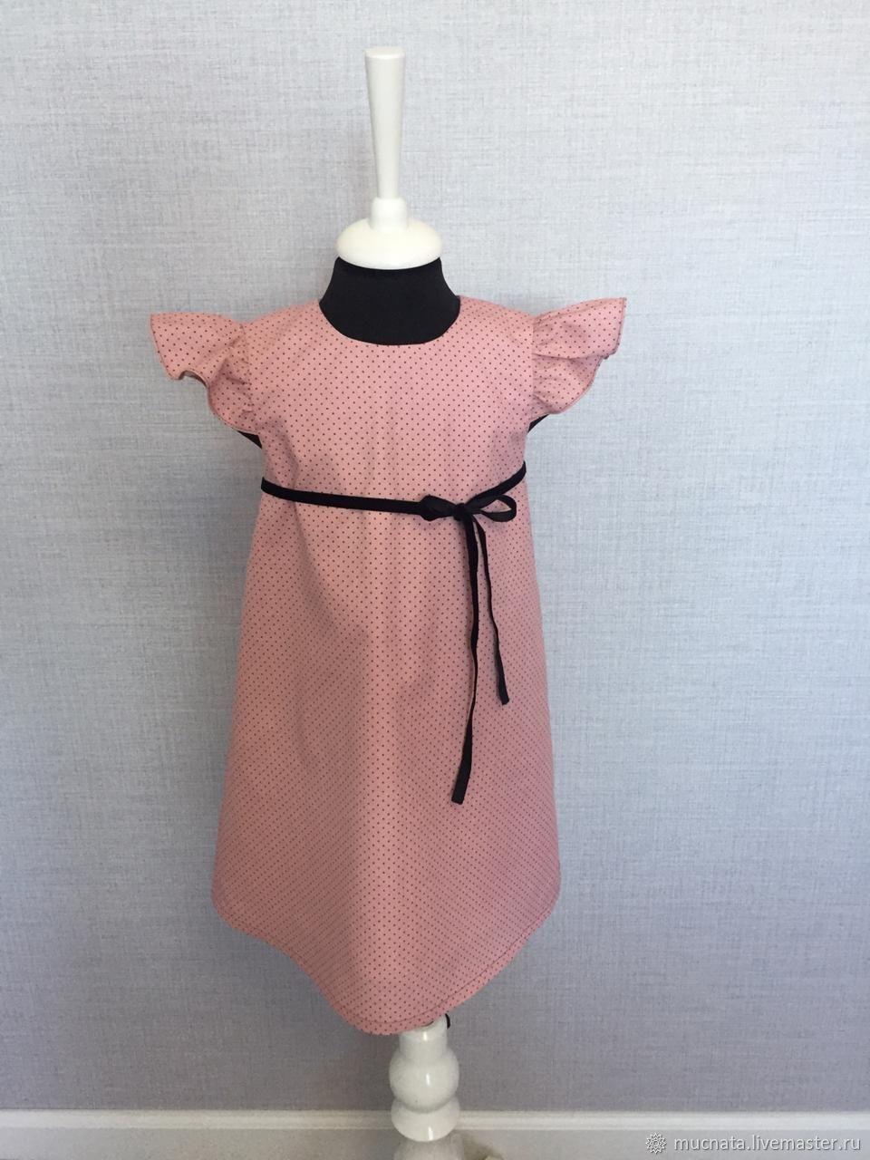 Платье  для девочки, Платья, Выборг,  Фото №1