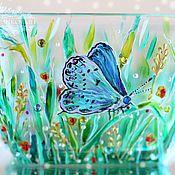 Посуда handmade. Livemaster - original item Vase for sweets