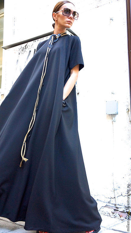 Длинное платье. Платье в пол. Модное платье. Вечернее платье. Ярмарка Мастеров