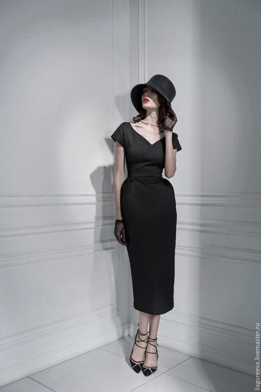 Шляпы ручной работы. Ярмарка Мастеров - ручная работа. Купить Шляпа летняя. Handmade. Черный, шляпка, шляпа, шляпка женская