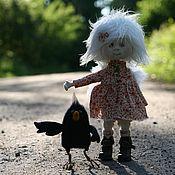 Куклы и игрушки ручной работы. Ярмарка Мастеров - ручная работа Автостоп. Handmade.