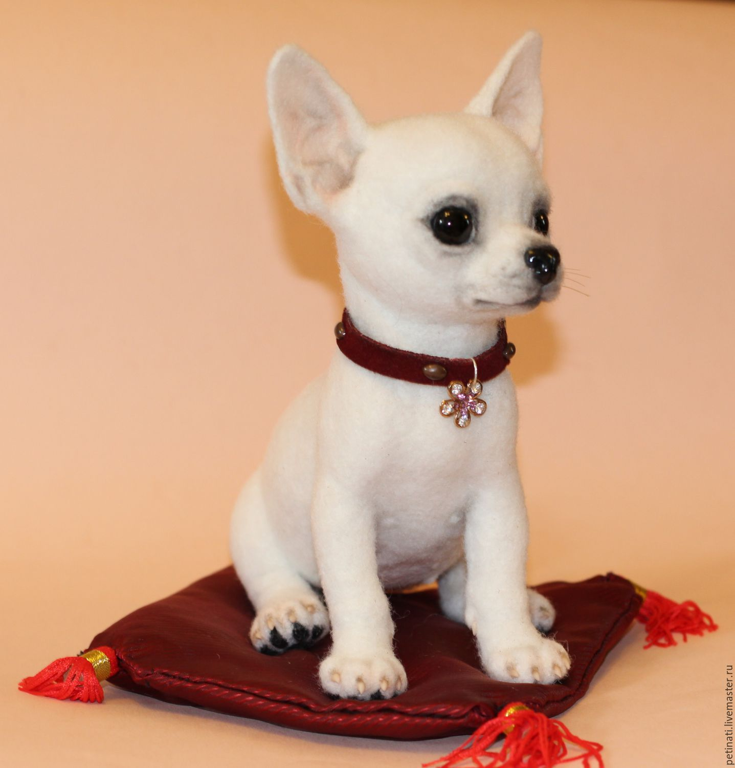 Chihuahua'Daphne', Stuffed Toys, Moscow,  Фото №1