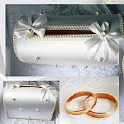 Свадебный салон ручной работы. Ярмарка Мастеров - ручная работа Свадебная казна. Handmade.
