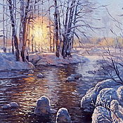 Картины и панно handmade. Livemaster - original item Etude. 35h25 cm. oil on canvas.. Handmade.