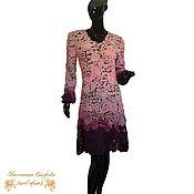 Одежда handmade. Livemaster - original item Purple Caprice 2. Handmade.
