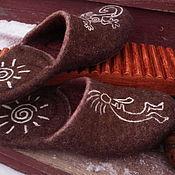 """Обувь ручной работы. Ярмарка Мастеров - ручная работа """"Пещерные..."""". Handmade."""