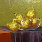 Картины и панно ручной работы. Ярмарка Мастеров - ручная работа Лимончики. Handmade.