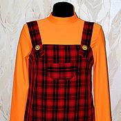 Одежда ручной работы. Ярмарка Мастеров - ручная работа Лиза Барбоскина. Handmade.