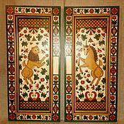 Для дома и интерьера handmade. Livemaster - original item Doors for wardrobe.. Handmade.