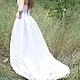 """Одежда и аксессуары ручной работы. Свадебное платье """"Серебро"""". Зареслава. Ярмарка Мастеров. Невеста, белое платье"""