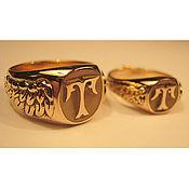 Свадебный салон ручной работы. Ярмарка Мастеров - ручная работа Именные Обручальные кольца под заказ по вашим эскизам. Handmade.