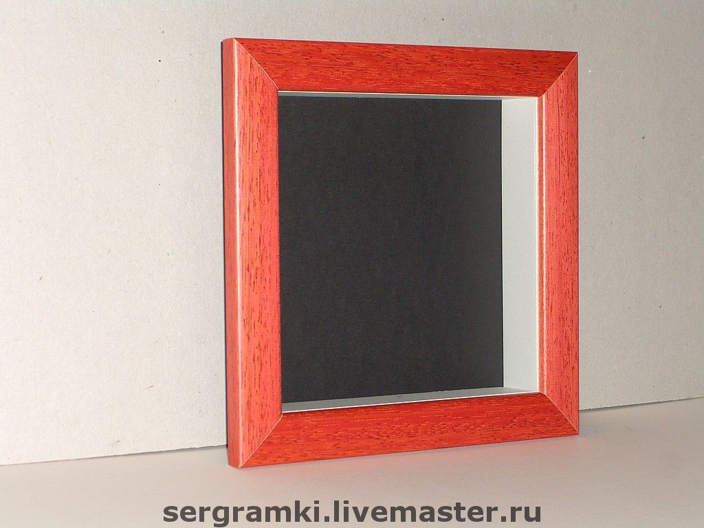 Как сделать рамку для картины из стекла 158