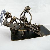 Сувениры и подарки handmade. Livemaster - original item Tattoo master - sportsman. Handmade.
