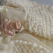 """Одежда ручной работы. Ярмарка Мастеров - ручная работа жилет """"Белый мишка"""". Handmade."""